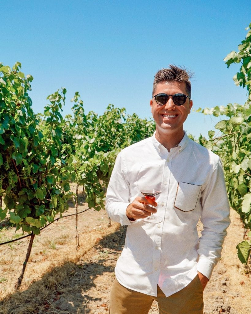 Wine tasting at one of the best wineries in Sonoma